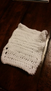 Beginner washcloth